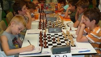 Gyerek sakkverseny 1